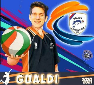📯 SERIE C 2020-2021 📯  Ultima presentazione per la nuova stagione, anche lui new entry    GIACOMO GUALDI - centrale  #volleycesenatico #lapallavoloinbuonemani #goodtimesloading