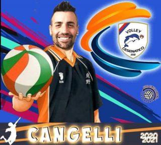 📯 SERIE C 2020-2021 📯  Arriva un'altra conferma in casa Volley Cesenatico   # 6 ANGELO CANGELLI - libero  #volleycesenatico #lapallavoloinbuonemani #goodtimesloading