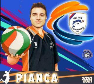 📯 SERIE C 2020-2021 📯  Un nuovo arrivo in casa Volley Cesenatico    LUCA PIANCA - banda   #volleycesenatico #lapallavoloinbuonemani #goodtimesloading