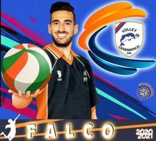 📯 SERIE C 2020-2021 📯  Un nuovo arrivo in casa Volley Cesenatico    FABIO FALCO - palleggiatore   #volleycesenatico #lapallavoloinbuonemani #goodtimesloading