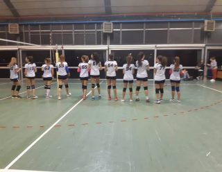 🏁 UNDER 16 F CSI  Vittoria all'esordio in trasferta anche per le ragazze di Micaela Delgado per 3 a 0 💥  Volley Sammartinese - Volley Cesenatico (25-10/25-7/25-17)