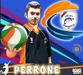 📯 SERIE C 2020-2021 📯  Arriva un'altra conferma in casa Volley Cesenatico   # 9 TOMMASO PERRONE - banda  #volleycesenatico #lapallavoloinbuonemani #goodtimesloading